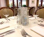 V restauraci hotelu Astoria velmi dbají na čistotu a bezpečnost