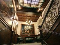 Interiér Art Deco Wolker