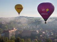 Kde můžete potkat další horkovzdušné balóny.