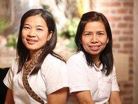 thajské masérky