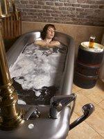 Vaše tělo brzy pozná uvolňující účinky lázně