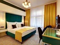 Zcela nové pokoje v depandance ArtDeco Wolker, jen 300metrů od hotelu Astoria