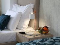 Pokoje Comofort hotelu Astoria s výhledem na Mlýnskou kolonádu