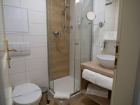 Koupelny hotelu Astoria prošly rekonstrukcí