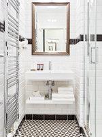 Designová koupelna v butikovém hotelu Mamma´s