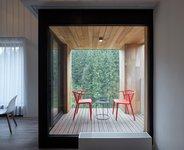 Relaxační okénko v aparthotelu Sv. Vavřinec