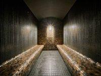 Parní sauna v hotelu Sv. Vavřinec