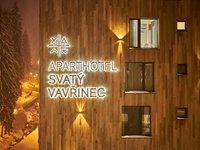 Zimní pohádka v aparthotel Sv. Vavřinec