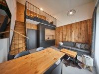 Designové apartmány čekají jen na Vás