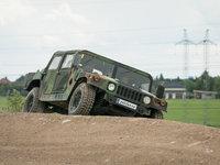 Náklony pro Humvee nejsou žádný problém.
