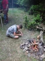 Kutilské práce u ohně