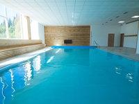 Bazén pro radovánky s dětmi horského hotelu Kristian