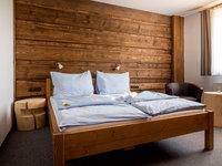 Komfortní pokoje v rámci rodinného pobyt na Šumavě