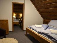 Rodinný pokoj v šumavském hotelul Kristian