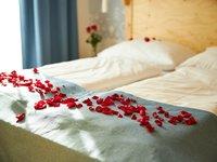Můžete se těšit na romantickou výzdobu pokoje