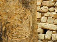 Prstový labyrint na zámku Loučeň
