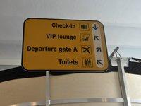 Vítejte v letištním lobby:)
