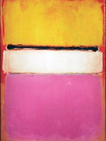 Barvy si můžeme pozměnit dle chuti - Mark Rothko