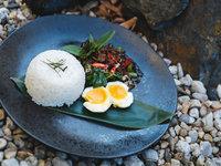 Thajské Kra Pao
