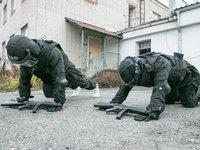 S.W.A.T. trénink + akční střelba