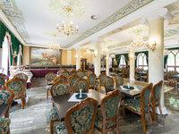 Svou večeři si jinde nevychutnáte tak, jako v barokním salonku.