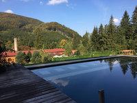 Léto v Beskydech v Garden hotelu U Holubů