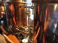 připravená várnice na vaše pivo