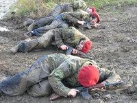 Zažijte vojenský drill na vlastní kůži.