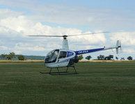 Vyhlídkový let ve vrtulníku nad Brnem