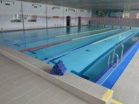 hotelový bazén 25 m