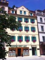 Hotel Maltézský kříž v centru Karlových Varů
