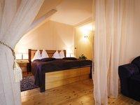 Komfortní pokoje hotelu Maltézský kříž v Karlových Varech