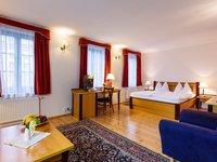 Relaxujte v pokojích hotelu Maltézský kříž v Karlových Varech