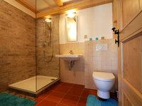 Koupelna v pokoji comfort