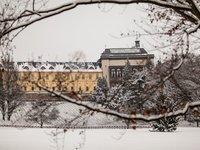 Zimní víkendová zámecká romantika - Zámek Zbiroh