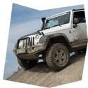 Extrémní jízda v Jeepu, , 1 osoba, 2 hodiny