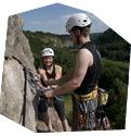 Jednodenní kurz lezení na skalách, , 2 osoby, 1 den