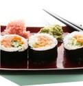 Kurz sushi u vás doma, , 3 osoby, 4 hodiny