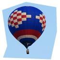 Let balónem, , 1 osoba, 1 hodina