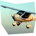 Pilotem malého letounu na zkoušku, , 1 osoba, 30 minut
