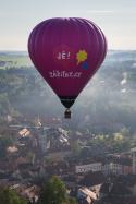 Privátní let balónem, , 2 osoby, 60 minut
