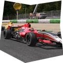Simulátor Formule 1, , 1 osoba, 90 minut