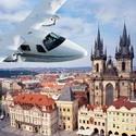 Vyhlídkový let nad centrem Prahy pro 3 osoby, , 3 osoby, 40 minu