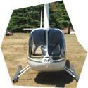 Vyhlídkový let vrtulníkem Robinson, , 3 osoby, 30 minut